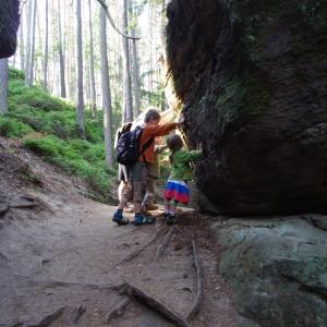 Jdeme do skalního města Toulcovy maštale.