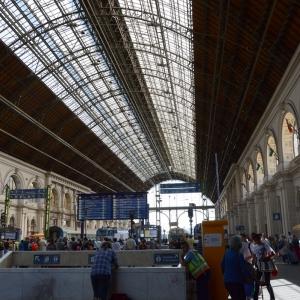 Nádraží Budapešť Keleti