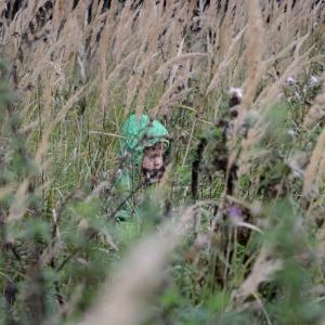Specialista na boj ve vysoké trávě.