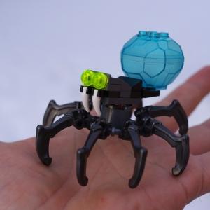 Lego pavouček :)