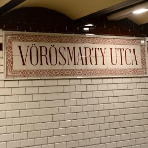 Vorosmarty utca!