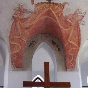 synagoga Humpolec, dnes využívána církví husitskou.