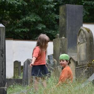 Židovský hřbitov, Úštěk.
